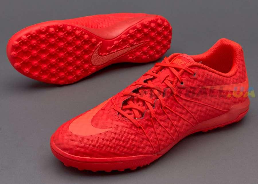 best sneakers be81e da6a4 Сороконожки Nike HYPERVENOMX FINALE TF - Total Orange ...