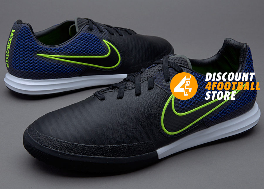 07ef040d ... Футзалки Nike MAGISTAX FINALE IC Leather | Stealth | 807568-008 3 ...