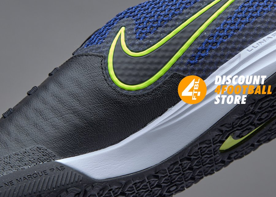 53de81e3 ... Футзалки Nike MAGISTAX FINALE IC Leather | Stealth | 807568-008 5