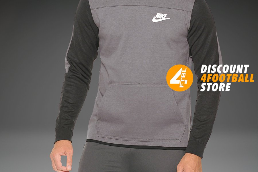 475300ae Толстовка Nike AV15 Hoodie | 804775-021 купить на 4football™ в ...