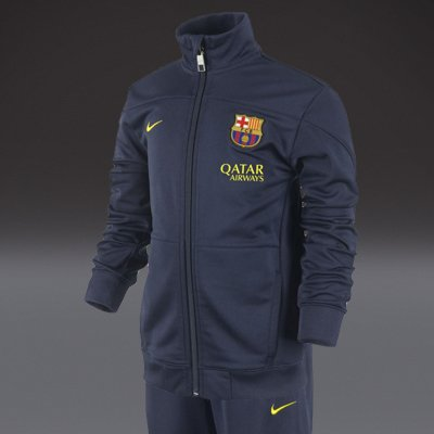 42c84c8c Официальный детский спортивный костюм Nike FC Barcelona - ФК Барселона ...