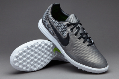 Сороконожки Nike MagistaX Finale TF - Silver Leather | 807567-001 | 4football.com.ua