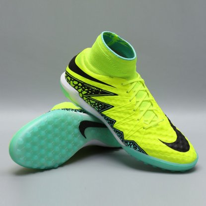 Сороконожки Nike HyperVenom X Proximo ELITE TF - Lemon | 747484-700 | 747484-700 | 4football.com.ua