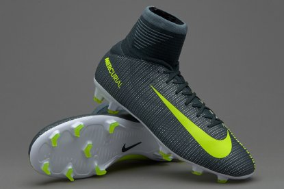 Детские бутсы Nike Ronaldo CR7 JR MERCURIAL SUPERFLY V FG   852483-376 ... 9bb4ecc7b99