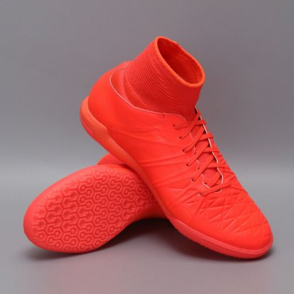 Детские футзалки Nike JR HYPERVENOMX PROXIMO IC - Total Orange | 747487-688