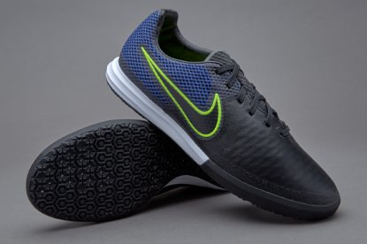 Футзалки Nike MAGISTAX FINALE IC Leather | Stealth | 807568-008 807568-008