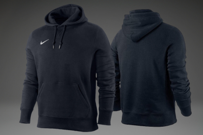 Толстовка Nike Core Fleece Hoodie | 454799-451 | 454799-451 | 4football.com.ua