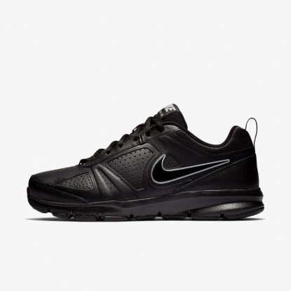 Кроссовки NIKE T-LITE Leather 616544-007