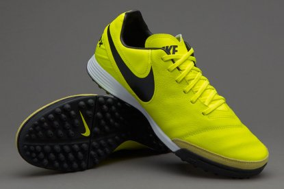 Сороконожки Nike TIEMPO MYSTIC V TF | Lemon | 819224-707 | 819224-707 | 4football.com.ua