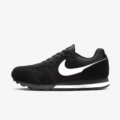 Кроссовки NIKE MD RUNNER 2 749794-010 (black) | 749794-010 | 4football.com.ua