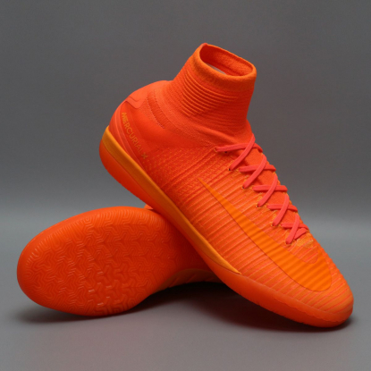 Футзалки Nike Mercurial X SuperFly Proximo 2 IC 831976-888 Total Orange