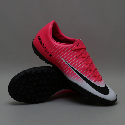 Сороконожки NIKE MERCURIAL VICTORY VI TF 831968-601 Cherry | 831968-601 | 4football.com.ua