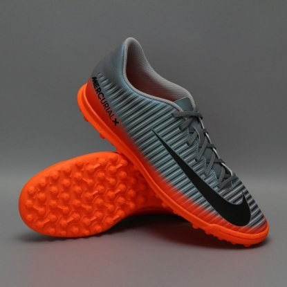 Сороконожки NIKE MERCURIALX VORTEX III CR7 TF 852534-001
