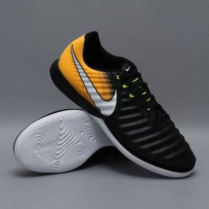 Футзалки NIKE TIEMPOX FINALE IC | 897761-008 | Black/Orange