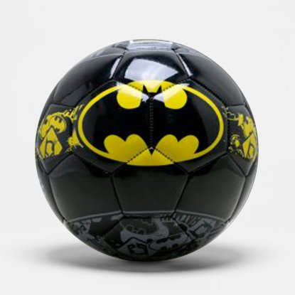 Детский футбольный мяч Puma Superhero Lite 350g №4 Batman 082763-50 | 082763-50 | 4football.com.ua