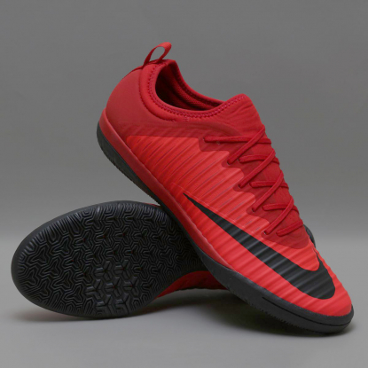 Футзалки Nike MercurialX Finale II IC 831974-616 RED