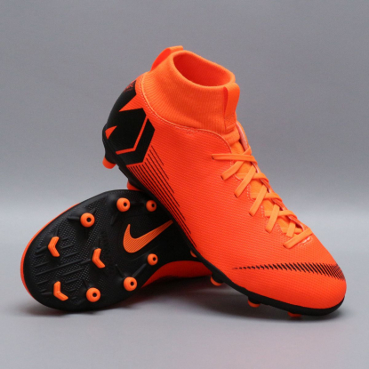Детские бутсы Nike Mercurial SUPERFLY CLUB AH7339-810
