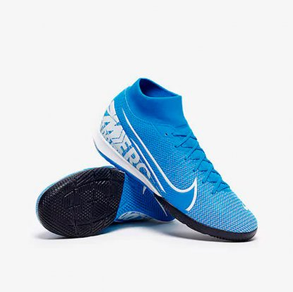 Футзалки Nike Mercurial Superfly VII Academy IC AT7975-414 AT7975-414