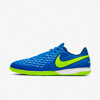 Футзалки Nike Tiempo Legend VIII Academy IC AT6099-474 CARIBBEAN AT6099-474