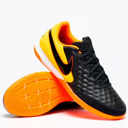 Футзалки Nike Tiempo Legend VIII Academy IC AT6099-008 PAPAYA AT6099-008
