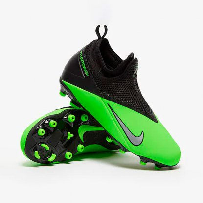 Детские бутсы Nike Kids Phantom VSN II Academy DF FG CD4059-306