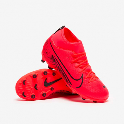 Детские бутсы Nike Kids Mercurial Superfly VII Club FG AT8150-606