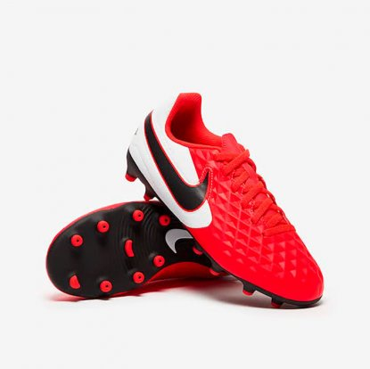 Детские бутсы Nike Kids Tiempo Legend VIII Club FG  AT5881-606
