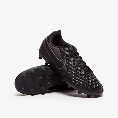 Детские бутсы Nike Kids Tiempo Legend VIII Club FG  AT5881-010