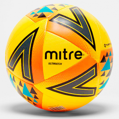 Футбольный мяч Mitre Ultimatch Football BB1117YOU BB1117YOU