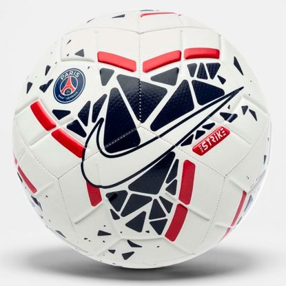 Футбольний м'яч Nike Strike Paris Saint Germain SC3994-100 SC3994-100