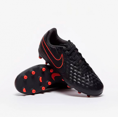 Детские бутсы Nike Kids Tiempo Legend VIII Club FG/MG  AT5881-060