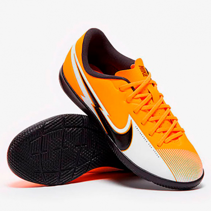 Детские футзалки Nike Kids Mercurial Vapor XIII Academy IC AT8137-801 AT8137-801