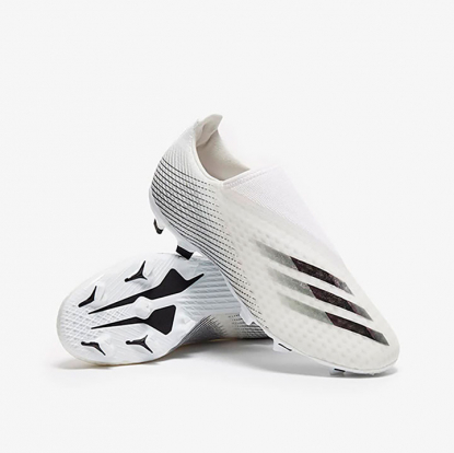 Бутсы adidas X Ghosted .3 Laceless FG  EG8165