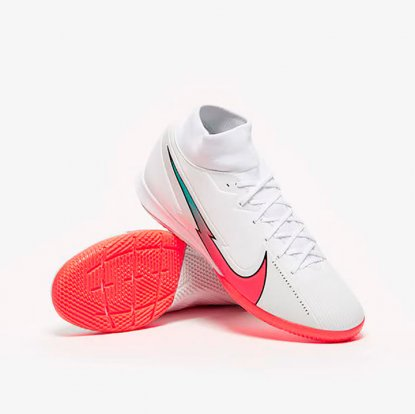 Футзалки Nike Mercurial Vapor XIII Academy IC AT7993-163 AT7993-163