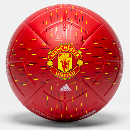 Футбольний м'яч adidas Manchester United Club Ball GH0061 GH0061