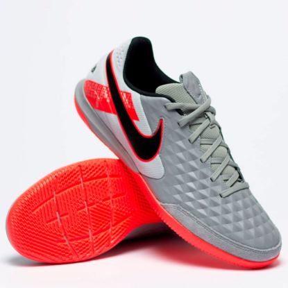 Футзалки Nike Tiempo Legend VIII Academy IC AT6099-906 SILVER AT6099-906