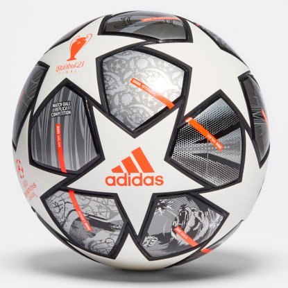 Футбольний м'яч Adidas FINALE 21 20TH ANNIVERSARY COMPETITION BALL №5 GK3467 GK3467