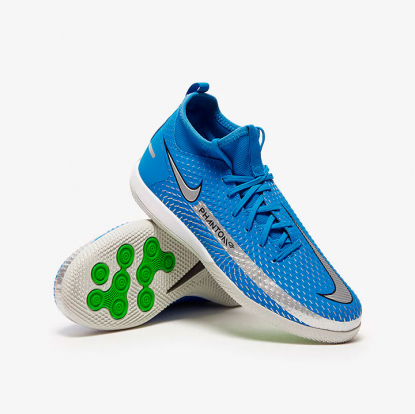 Дитячі футзалки Nike Kids Phantom GT Academy DF IC    CW6693-400 CW6693-400
