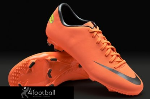 Nike - Mercurial Victory III FG (Mango) — купить в интернет магазине ... f0afeb73a246f