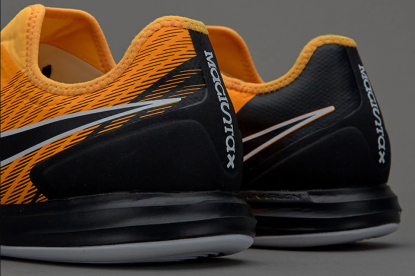 Футзалки NIKE MAGISTAX FINALE II IC 844444-801 black-orange | 844444-801 | 4football.com.ua