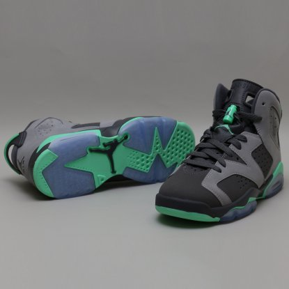 Кроссовки детские NIKE AIR JORDAN 6 RETRO GG 543390-005 | 543390-005 | 4football.com.ua