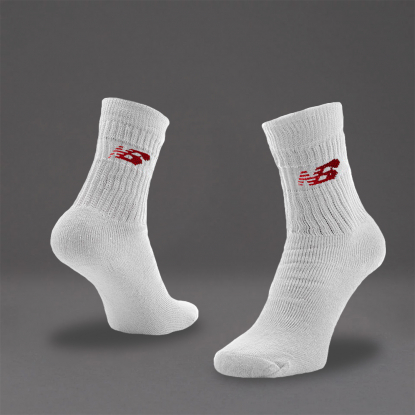 Спортивные носки New Balance - Basic Crew Socks | NBBCS-01 | 4football.com.ua