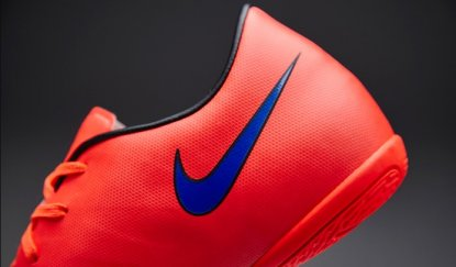 Футзалки Nike MERCURIAL VICTORY V IC 651635-650 red-blue  4