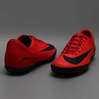Сороконожки NIKE MERCURIAL VICTORY 831968-616 RED  4