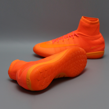 Футзалки Nike Mercurial X SuperFly Proximo 2 IC 831976-888 Total Orange  4