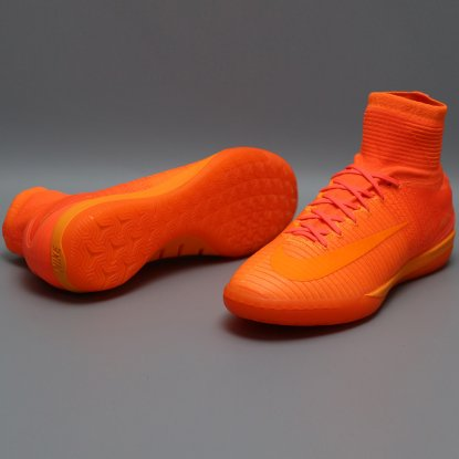 Футзалки Nike Mercurial X SuperFly Proximo 2 IC 831976-888 Total Orange  3