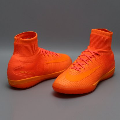 Футзалки Nike Mercurial X SuperFly Proximo 2 IC 831976-888 Total Orange  2