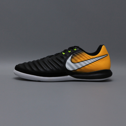 Футзалки NIKE TIEMPOX FINALE IC | 897761-008 | Black/Orange  5