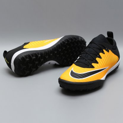 Сороконожки NIKE MERCURIALX FINALE II TF 831975-801 black-orange  2