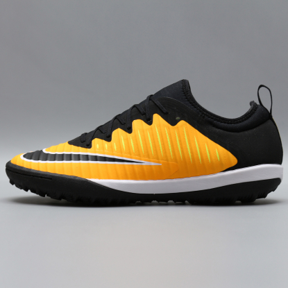 Сороконожки NIKE MERCURIALX FINALE II TF 831975-801 black-orange  5
